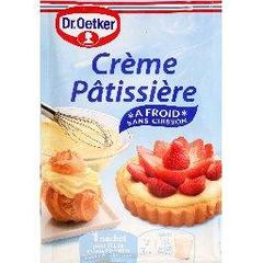 Ma creme patissiere a froid