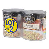 Raynal & Roquelaure flageolets a l'auvergnate 2x820g