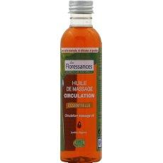 huile massage circulation sanguine