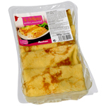 Auchan crepes jambon fromage 4x120g