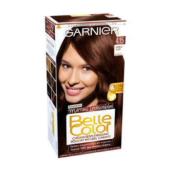 Belle color coloration n°4.15 marron glace