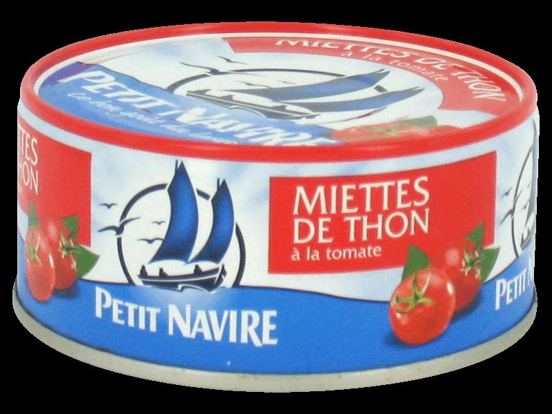 Favori Miettes de thon a la tomate - Tous les produits thon - Prixing RA72