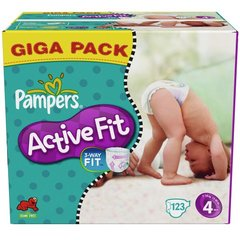 Couches Active Fit T4 maxi 7/18kg format Giga