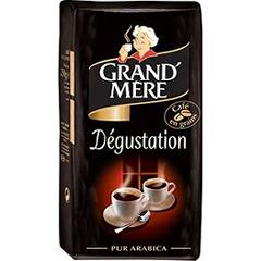 Cafe en grains Degustation GRAND MERE, 250g