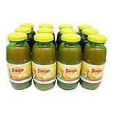 Jus de fruits Pago orange Carotte citron 12x20cl
