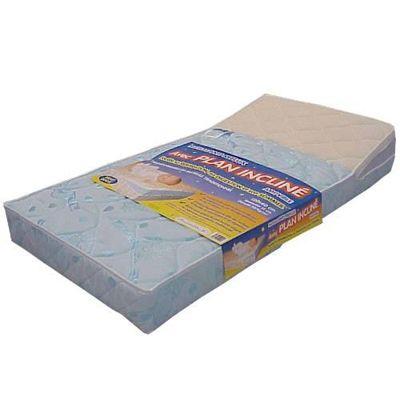 Matelas anti reflux plan incline 60x120cm tous les produits accessoires prixing - Matelas anti reflux pour bebe ...