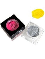 Nyx Cosmetics Glitter On the Go Poudre Pailletée Hot Yellow