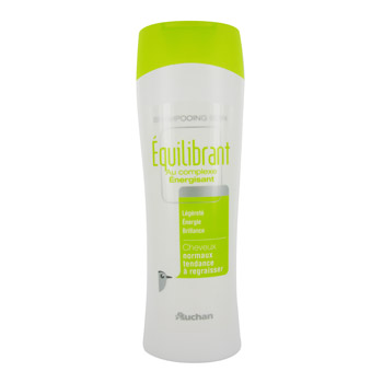 Auchan shampoing cosmetique equilibrant 300ml