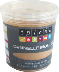 Cannelle moulue, EPICEA, pot 70g