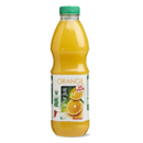 Auchan pur jus d'orange avec pulpe 1l