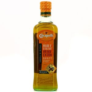 Carapelli huile d'olive extra vierge delicato 75cl
