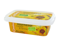 Margarine Tournesol Cuisine & Tartine
