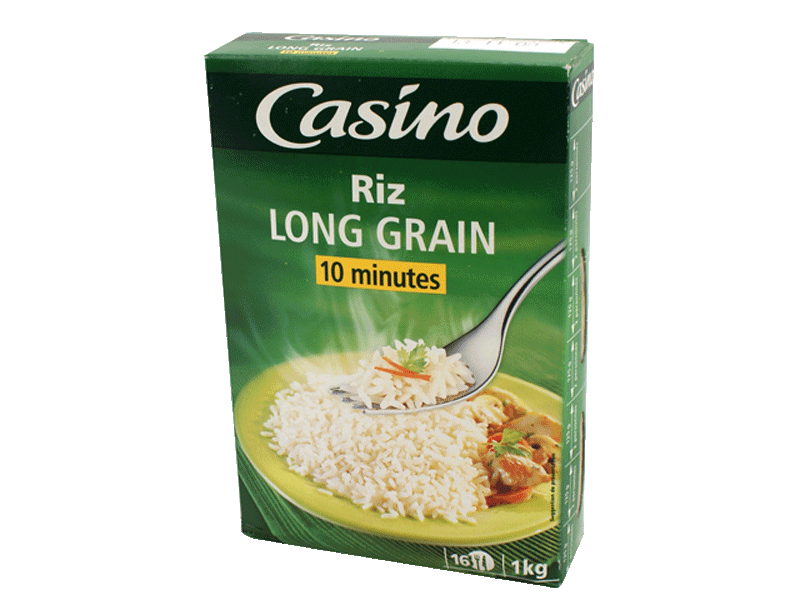 Riz long grain (cuisson express)