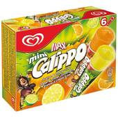 6 max mini calippo orange et citron 480 ml