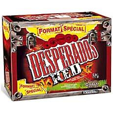 Biere aromatisee tequila DESPERADOS Red, 5,9°, 15x33cl