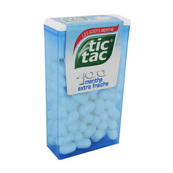 TICTAC EXTRA FRESH T100