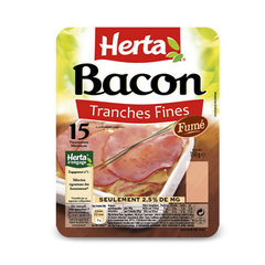 Herta - bacon superpose 150g