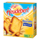 Biscottes nature HEUDEBERT paquet 36 tranches 290g