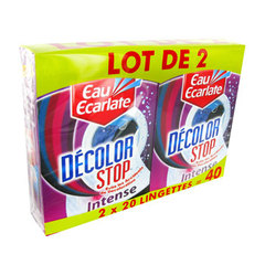 decolor stop intense x2 eau ecarlate lot de 2