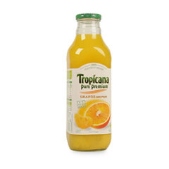 TROPICANA : Pure premium - Jus d'orange sans pulpe