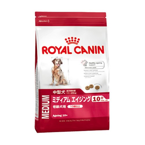 Royal Canin : Croquettes Chien Medium Ageing 10 + : 15 Kg