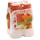 Auchan jus multifruits 4x25cl