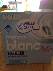 Fromage blanc 800g