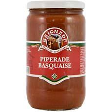 Piperade Basquaise BAIONADE TERRE DE TRADITIONS, 660g