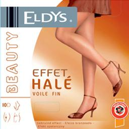 Eldys, Collants beauty effet hale 10D - T1, l'unite