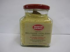 Moutarde d'Orleans onctueuse MARTIN POURET, 300g