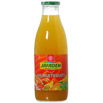 Jus fruits Jafaden Multifruits 1l