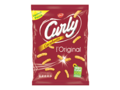 Lorenz Curly cacahuete 60g