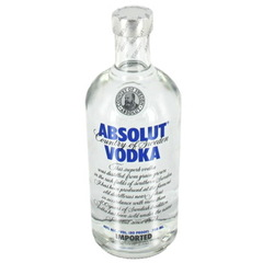 Absolut vodka 70cl 40% vol