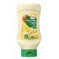 Cora mayonnaise a la moutarde de Dijon 450ml