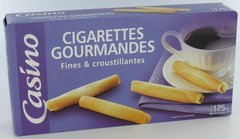 Cigarette gourmande