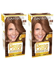 Garnier Belle Color Terre de Soleil 6.23 Coloration Permanente Blond Halé - Lot de 2
