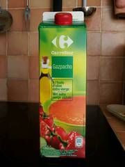 Gazpacho a l'huile d'olive extra vierge