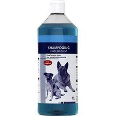 Shampooing pour chiens usage frequent