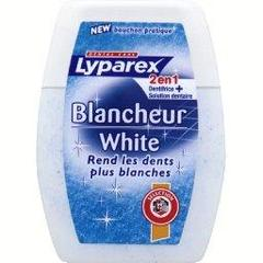 Dentifrice Blancheur White, le flacon de 75ml