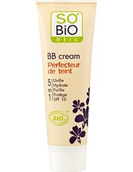 So'Bio Étic Teint BB Cream 5 en 1 01 Beige Nude Tube de 30 ml Lot de 2