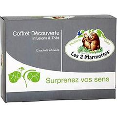 Coffret decouverte infusions & thes