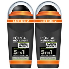 Men expert deodorant 5en1 intense ice 2x50ml