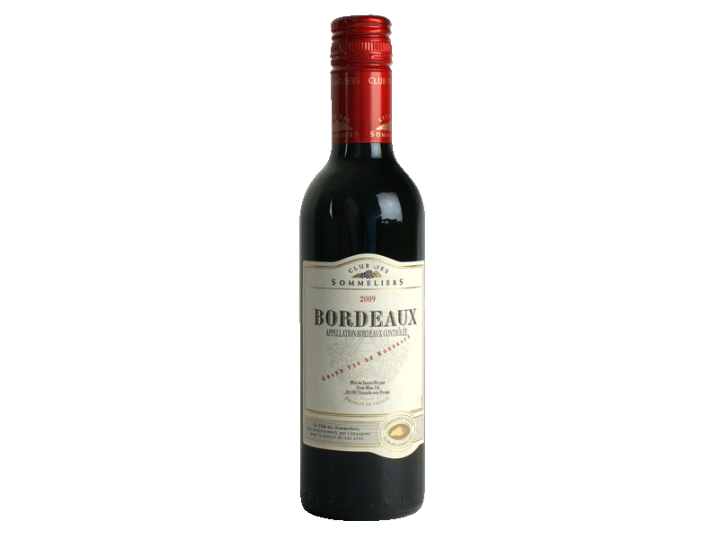 Bordeaux 13% 37,5cl