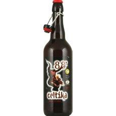 Biere blonde CELTIKA, 8.8°, 75cl