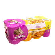 Patee Chat Whiskas 6x400g