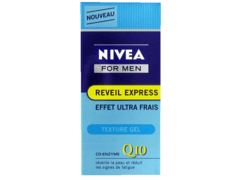 Gel hydratant Reveil Express Q10 NIVEA For Men, 50ml