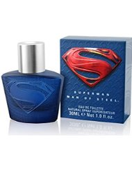 Superman Man of Steel Eau de Toilette en vaporisateur naturel 30 ml