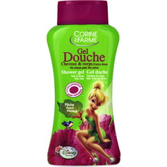 Corine de Farme Gel douche Disney, fruits rouges le flacon de 250 ml