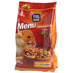 Menu hamsters P'tit Ami 800g