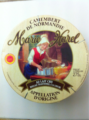 Camembert de Normandie AOP Marie Harel